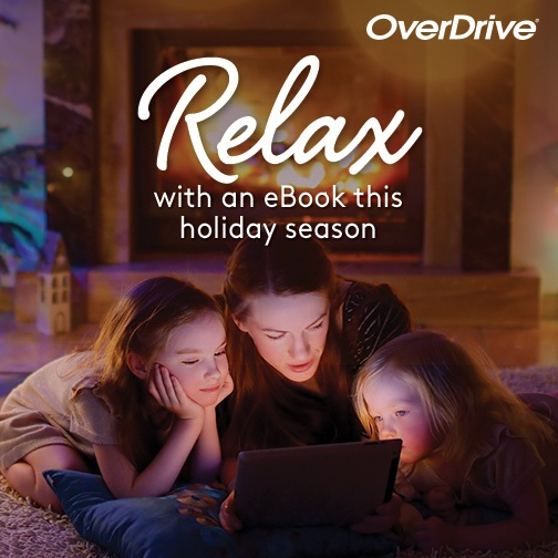 Relax with an eBook this Holiday Season
